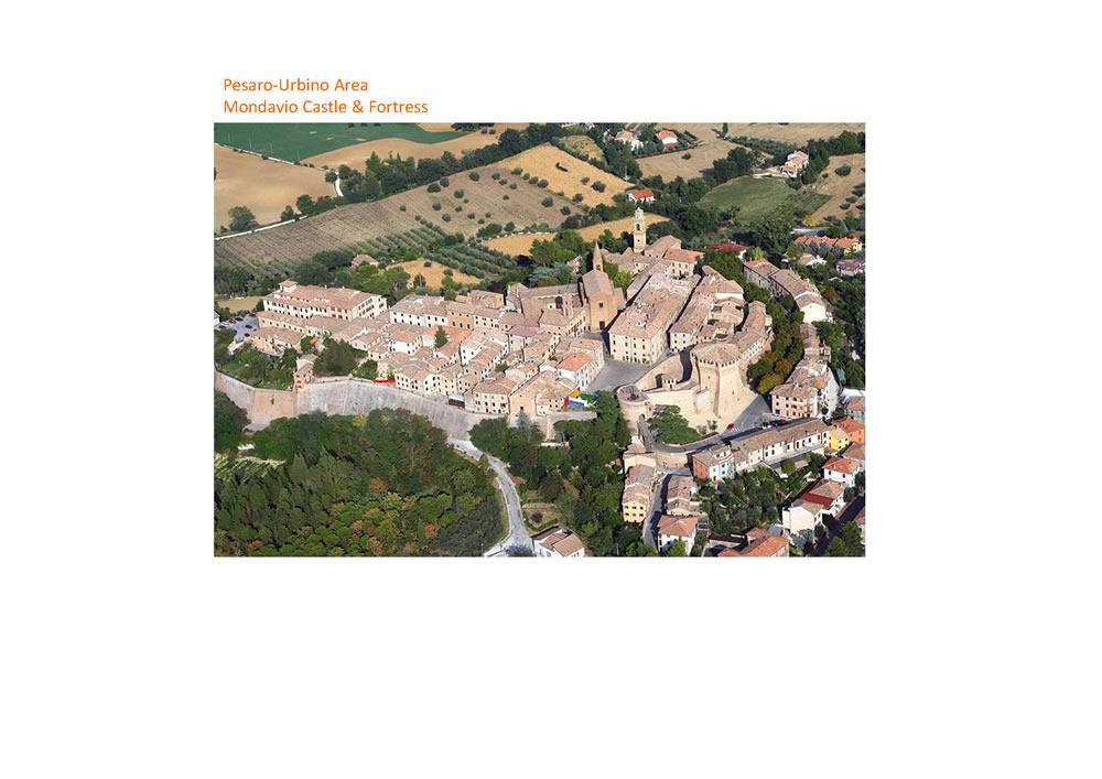 Location Marche Pesaro Fano study abroad Italy Urbino